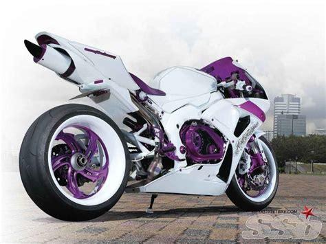 purple motocross honda cbr1000rr moto 4roue objectif 2017 pinterest