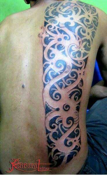 tattoo motif dayak creation dayak borneo tattoo tribal