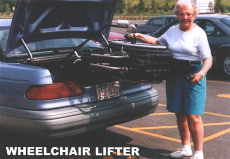 wheelchair lifter
