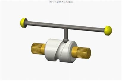 Cam Mechanism Barrel идеи Grabcad источник Cad