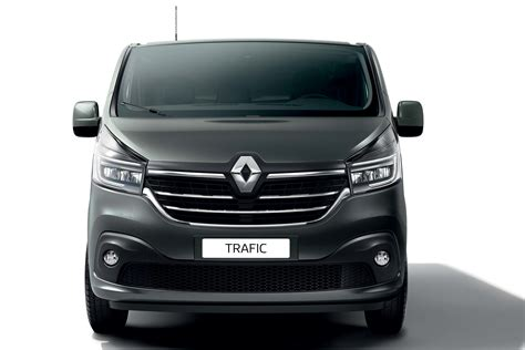 Renault Trafic Automatic version launched | Ute and Van Guide