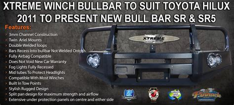 These Bullbars Are Top Quality And Are Built To Australian