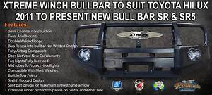 These Bullbars Are Top Quality And Are Built To Australian Standard