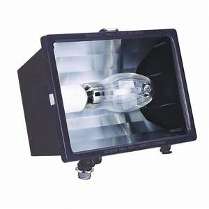 Lithonia lighting outdoor metal halide bronze micro flood