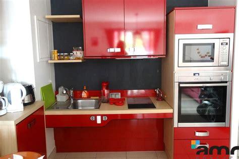 cuisine surface cuisine surface hauteur variable pour pmr amrconcept