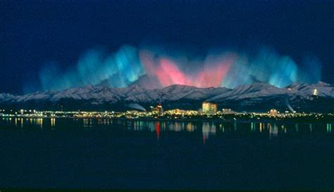 anchorage northern lights which city has the best skyline page 2 bodybuilding