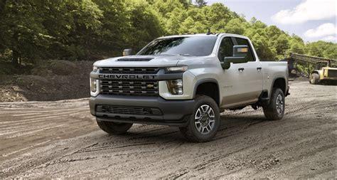 2020 Chevrolet Silverado 2500hd For Sale by 2020 Chevrolet Silverado Hd Series For Truck Cers