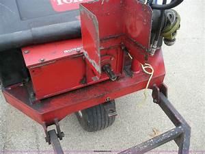 1991 Toro 09501 Pull Behind Fairway Aerator