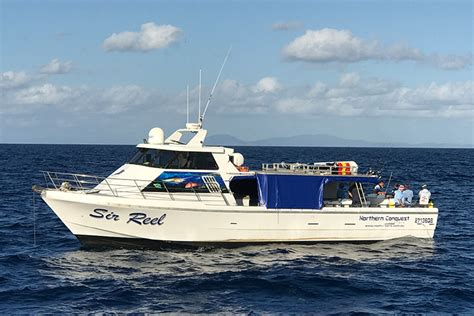 Fishing Boat Charters Cairns by Cairns Tours Attractions The Cairns Port Douglas