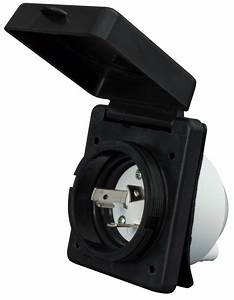 Mighty Cord Replacement Rv Power Inlet