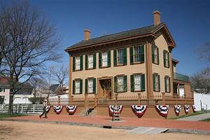 Lincoln Home National Historic Site - Wikipedia