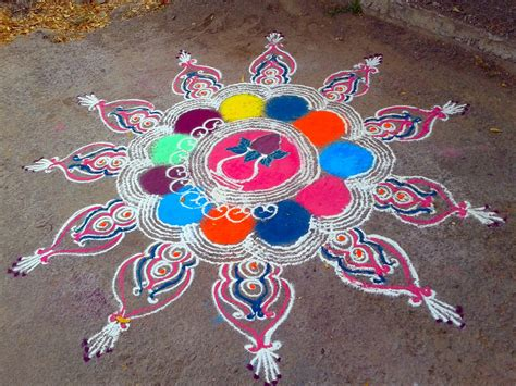 Rangoli Designs High Resolution Hd Wallpapers 2013 Free