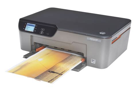 imprimante cuisine imprimante jet d 39 encre hp deskjet 3520 e all in one