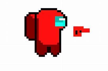 Among Pixel Maker Usher Creator