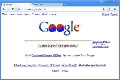 Switching to Google's (USA) English Version in Korea ...