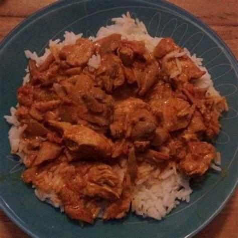 poulet p 226 te de curry indienne cooking chef de kenwood espace recettes