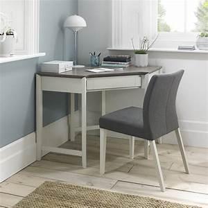 Premier, Collection, Bergen, Grey, Washed, Oak, U0026, Soft, Grey, Corner, Desk, -, Desks