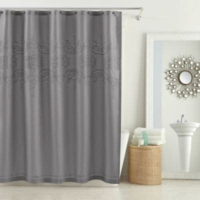 buy shower stall curtain from bed bath beyond