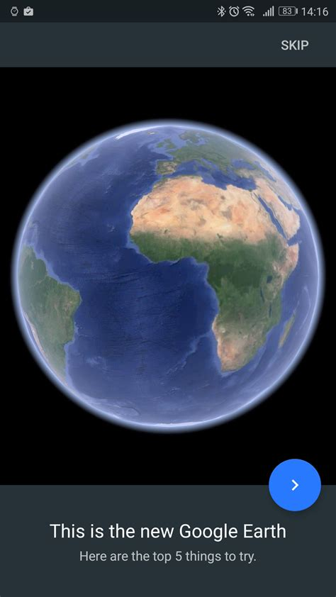 google  launched  revamped version  google earth