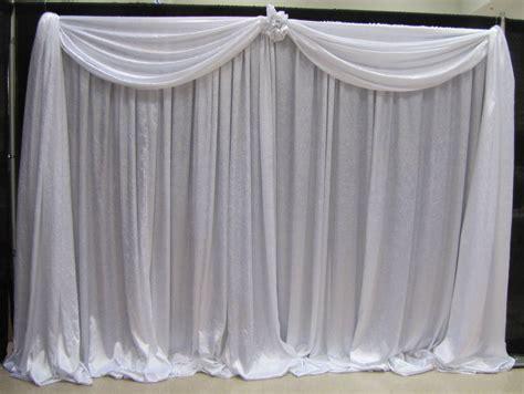 Wedding Wall Draping - wall draping draping in a wedding