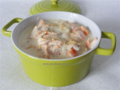 cuisine le fenouil blanquette de saumon de cyril lignac la recette aux fourneaux