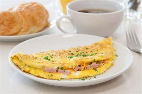 cuisiner la dinde omelette jambon emmental cuisine az