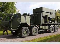 SISU Defence delivered the 1st batch of NASAMS FIN air