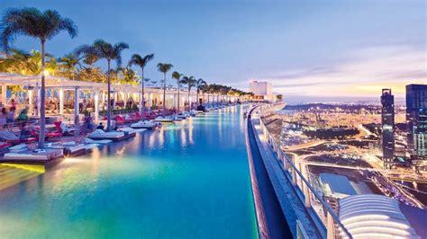 Marina Bay Sands Hotel Singapore Full Tour Spectacular