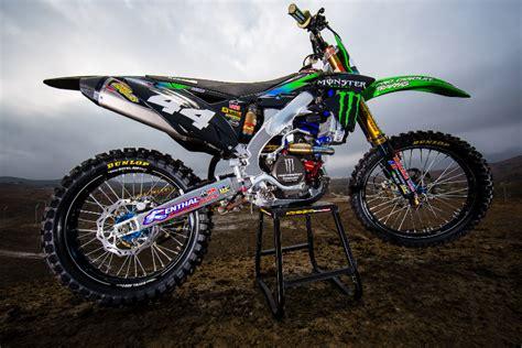 Monster Energy Dirt Bike Gear