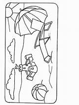 Coloring Bounce Watering Coloringpagebook Getcolorings Printable Advertisement Easily sketch template