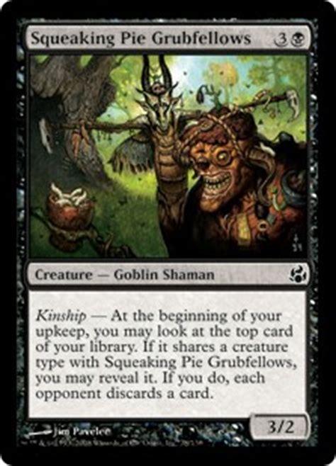 Goblin Commander Deck 2014 by Wort Boggart Auntie Edh Goblin Tribal Metamox