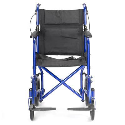 invacare lightweight transport wheelchair w 12