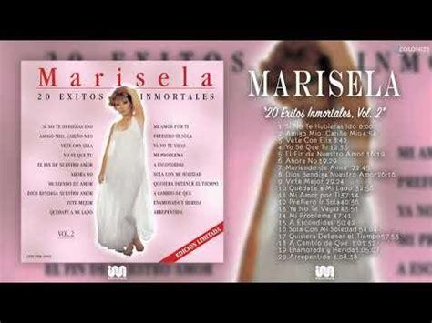 Marisela 20 Exitos Inmortales Vol 2 (Disco Completo