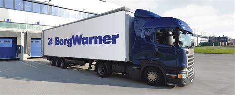 Existing Suppliers - BorgWarner