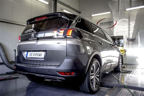 peugeot 3008 tuning peugeot 5008 dte tuning