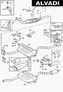 Volvo Xc70 Exhaust System Diagram