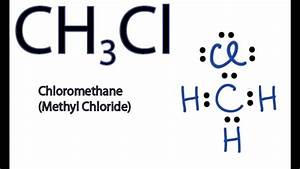 Lewis Diagram Ch3cl