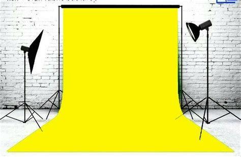 jual background foto polos kuning xm  lapak
