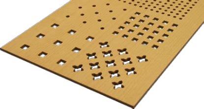 Holz Lochplatten Mdf by Lochplatten Holz Baumarkt Lochplatten Holz F Ber