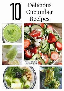 10 Delicious Cucumber Recipes
