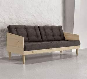 Sofa Mit Holzrahmen : sofa pop mit holzrahmen muebles sofa sofa polster y m bel ~ Frokenaadalensverden.com Haus und Dekorationen