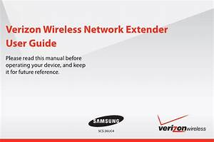 Samsung Network Router Scs26uc4 User Guide