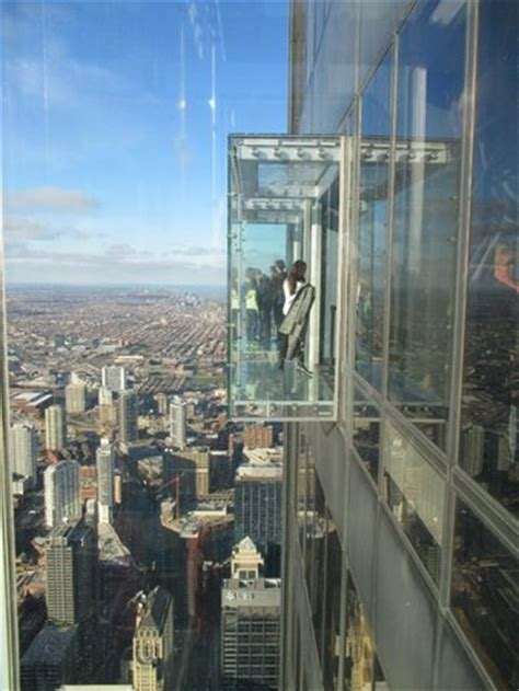 Willis Tower Observation Deck Parking by Guide To Chicago Travel Guide On Tripadvisor