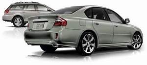 2009 Subaru Legacy Outback Service Repair Workshop Manual
