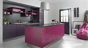 couleur meuble cuisine tendance aviva peinture meuble With couleur tendance pour salon 10 cuisine design haut de gamme cuisine interieur design