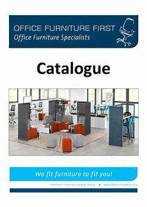 Office Furniture First Catalogue By Selena