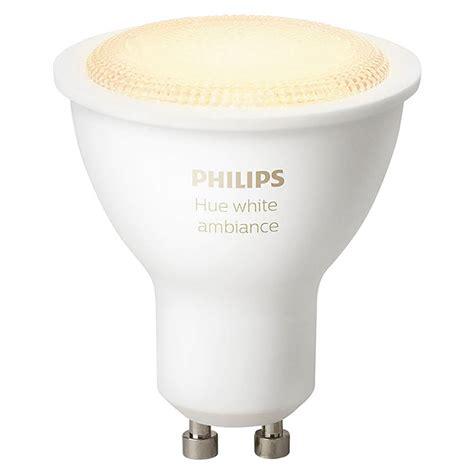 philips hue leuchtmittel philips hue led leuchtmittel 5 5 w gu10 einstellbare farbtemperatur 1 stk 3502 led