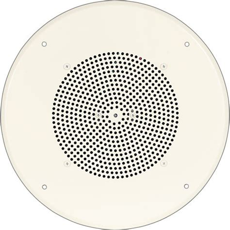 bogen lified drop in ceiling speakers bogen communications ceiling speaker assembly