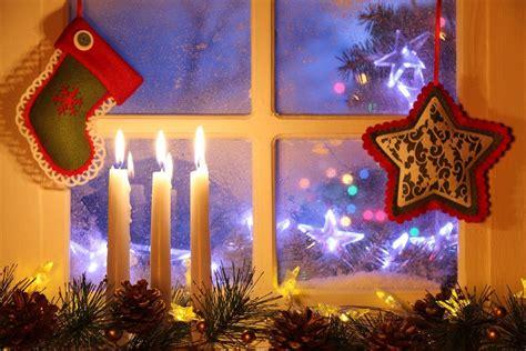 Fensterdeko Weihnachten Haus by Weihnachten Fensterdekoration 183 Ratgeber Haus Garten