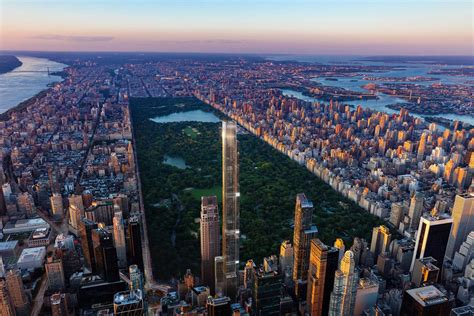Extells Central Park Tower Finally Launches Sales Curbed Ny